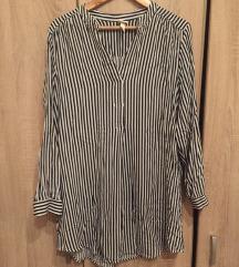 H&M kosulja haljina