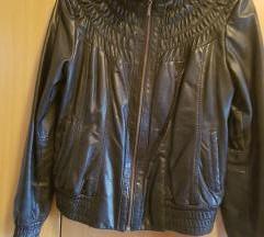 Zara koza jakna original