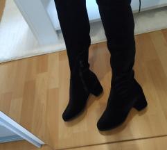 Čizme preko kolena SAVRŠENO STANJE
