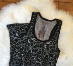 Leopard majica iz Miley Cyrus Max Azria kolekcije