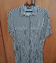 Haljina košuljica na pruge