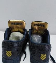 K-SWISS kožne patike prirodna 100%koža 38