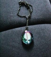 Crystal ogrlica