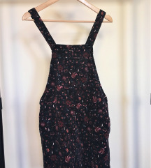 Bershka mini haljina na tregere