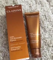 CLARINS gel za samopotamljivalje NOVO