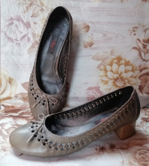 PAAR kožne cipele 25,5 cm kao br. 39