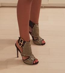 Sandalete 37 jednom obuvene