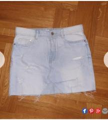 NOVO Zara suknja