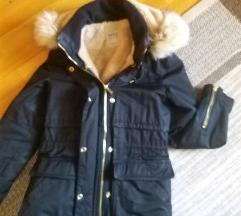 Zara jakna crna