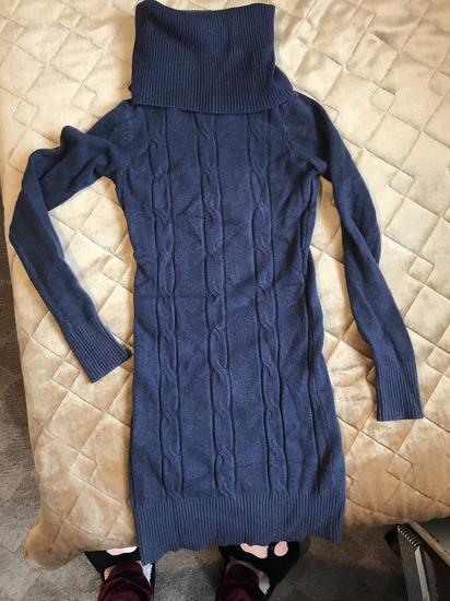 Topla tunika haljina