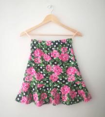 Nova suknja sa karnerom, M velicina