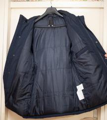 Muska zimska jakna S velicina - teget. Kao nova