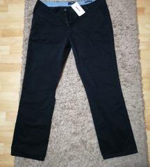 Crne muške waikiki pantalone novo