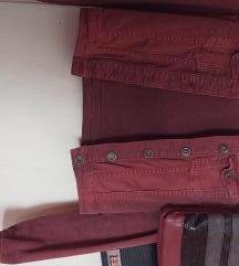 Bordo teksas jaknica