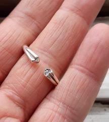 Pandora prsten srca sniženo