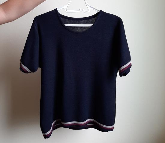 Vuna-poliester ženska majica