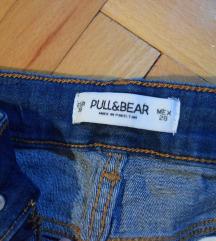 pull&bear farmerice high waist