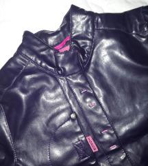 Todor dečija kozna jakna