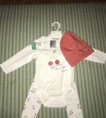 H&M komplet za bebe