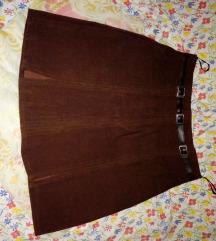 Kratka ženska suknjica