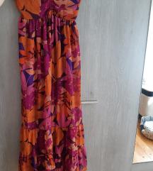 Šarena lepršava H&M haljina