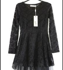 Crna haljina, nova sa etiketom