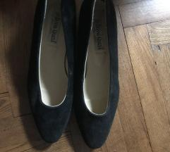 Cipele sa cirkonima na stikli