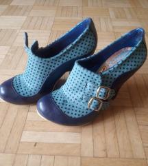 Irregular choice plave cipele