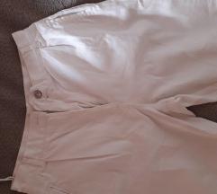 Duboke bele pantalone