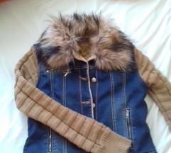 Dzins jakna