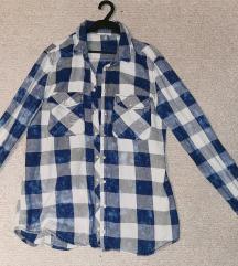 Džins košulja