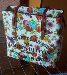 Louis Vuitton torba cvetna Nova
