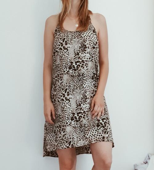 Vero Moda animal print haljina