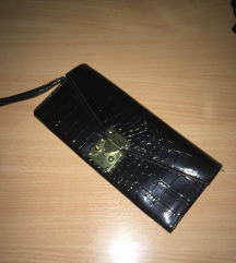 Crni novcanik- torbica