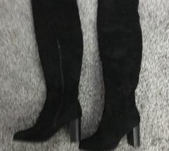 Čizme 39 iznad kolena