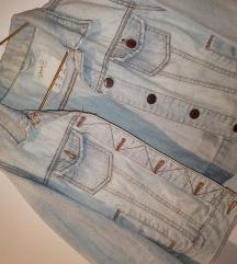 Denim & Co teksas jaknica