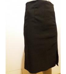 Crna suknja 38 slic