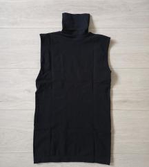 Crna rolka bez rukava