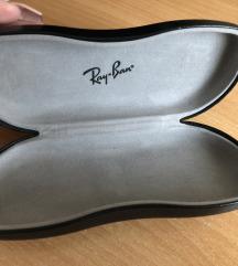 Ray Ban crna kutija za naočare