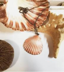 Ogrlica školjka