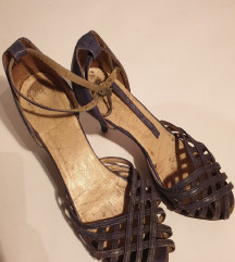 Teget kozne sandale