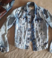 Zara premium denim jakna