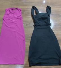Dve haljine za 400 otvorenih ledja
