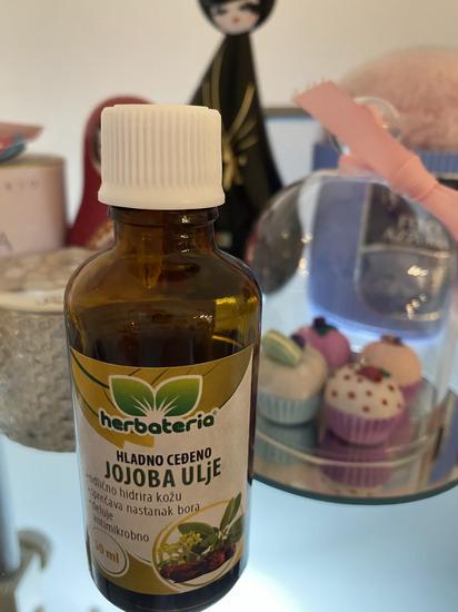 Herbateria Jojoba ulje