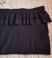 Suknja sa karnerina oko struka