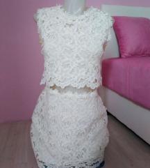 Čipkana haljina Vera&Lucy *novo*
