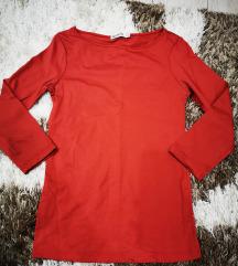 Crvena slim majicica