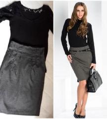 Uska poslovna suknja