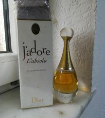 Jadore l absolu Dior 75ml original