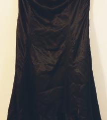 Happening - Crna svečana korset haljina